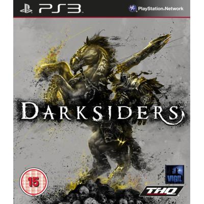 Darksiders [PS3, английская версия]