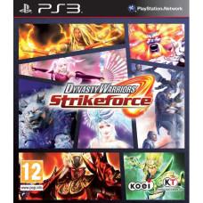 Dynasty Warriors: Strikeforce [PS3, английская версия]