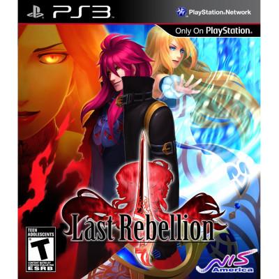 Last Rebellion [PS3, английская версия]