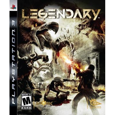 Legendary [PS3, английская версия]