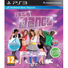 Let's Dance with Mel B (только для PS Move) [PS3, русская документация]