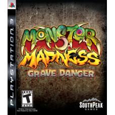 Monster Madness: Grave Danger [PS3, английская версия]
