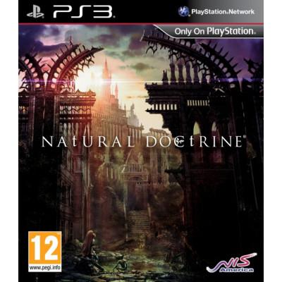 Игра для PlayStation 3 Natural Doctrine (английская версия)