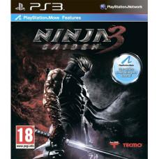 Ninja Gaiden 3 [PS3, английская версия]