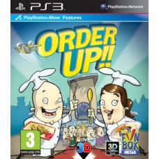 Order Up (с поддержкой Move) [PS3, английская версия]