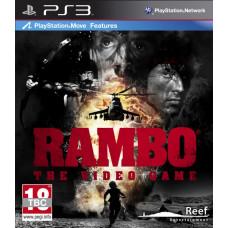 Rambo: The Video Game [PS3, английская версия]