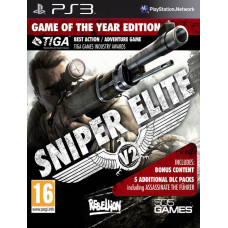 Sniper Elite V2. Game of the Year Edition [PS3, английская версия]