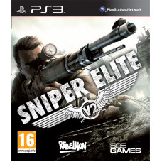 Sniper Elite V2 [PS3, русская документация]