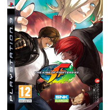 The King of Fighters XII [PS3, английская версия]