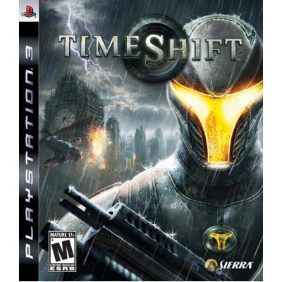 TimeShift [PS3, английская версия]