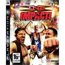 TNA Impact! [PS3, английская версия]