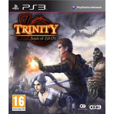 Trinity: Souls of Zill O'll [PS3, английская версия]