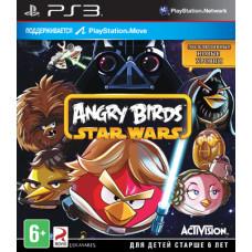 Angry Birds Star Wars (с поддержкой PS Move) [PS3, русская версия]