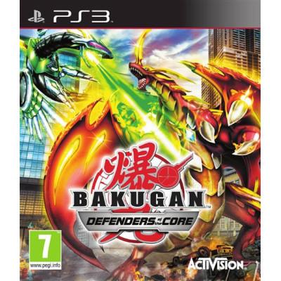 Bakugan: Defenders of the Core [PS3, английская версия]