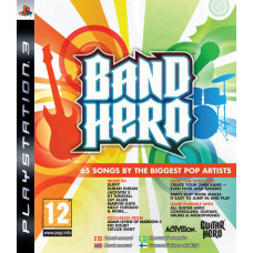 Band Hero [PS3, английская версия]
