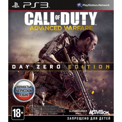 Call of Duty: Advanced Warfare. Day Zero Edition [PS3, русская версия]