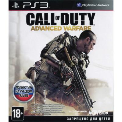 Call of Duty: Advanced Warfare [PS3, русская версия]