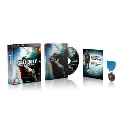 Call of Duty: Black Ops. Hardened Edition (c поддержкой 3D) [PS3, английская версия]