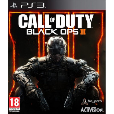 Call of Duty: Black Ops III [PS3, русская версия]