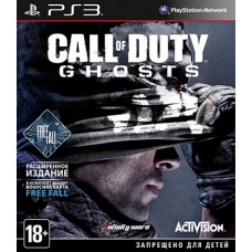 Call of Duty: Ghosts. Free Fall Edition [PS3, русская документация]