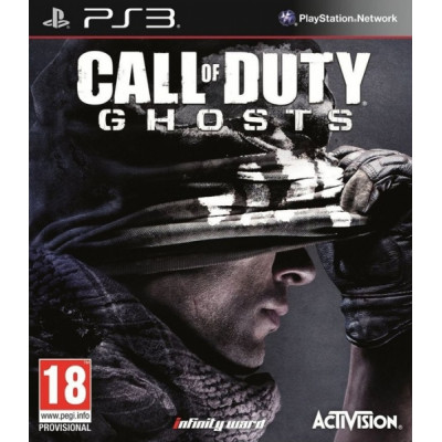 Call of Duty: Ghosts [PS3, русская версия]