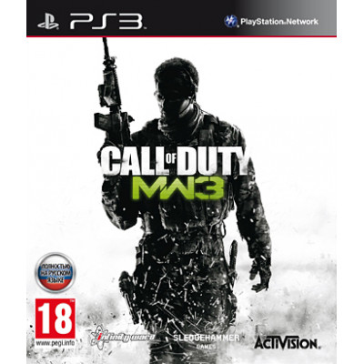 Call of Duty: Modern Warfare 3 [PS3, русская версия]