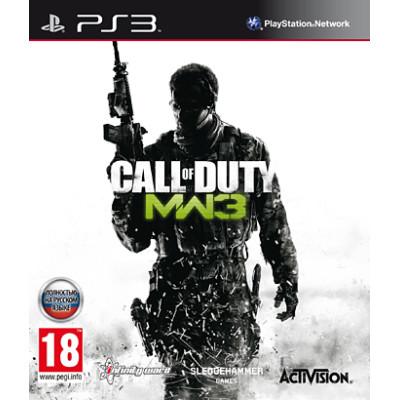 Call of Duty: Modern Warfare 3 [PS3, русская версия]