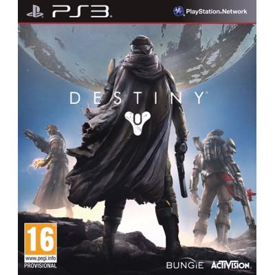 Destiny [PS3, русская документация]