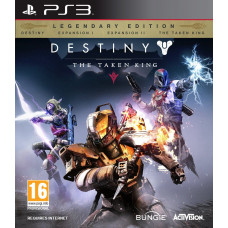 Destiny: The Taken King. Legendary Edition [PS3, русская документация]