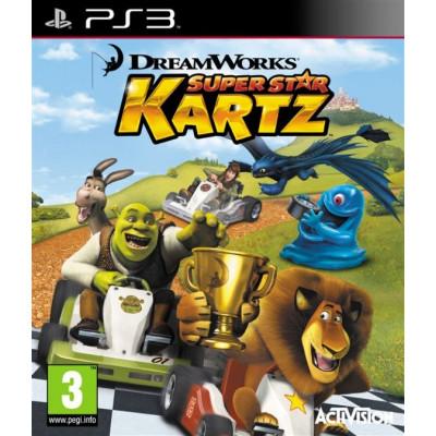 DreamWorks Super Star KartzRacing [PS3, английская версия]