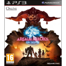 Final Fantasy XIV: A Realm Reborn [PS3, английская версия]