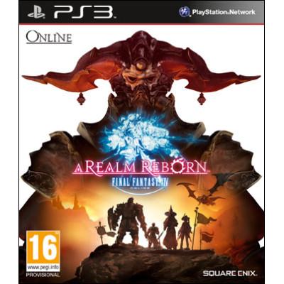 Final Fantasy XIV: A Realm Reborn [PS3, английская версия]