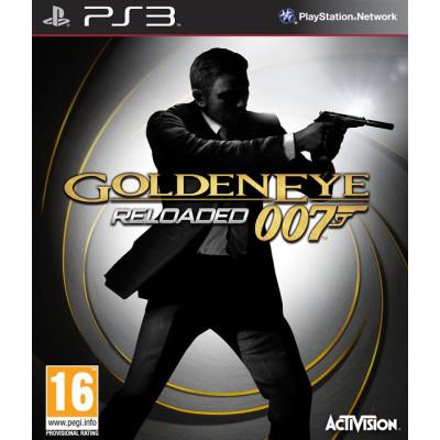 GoldenEye 007: Reloaded [PS3, английская версия]