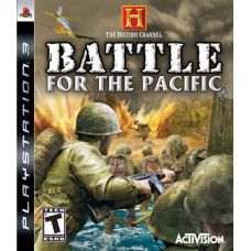History Channel: Battle for the Pacific [PS3, английская версия]