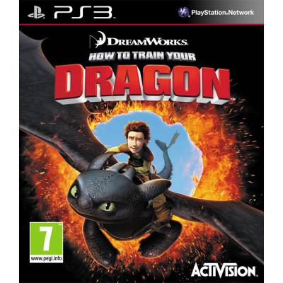 How to Train Your Dragon [PS3, английская версия]