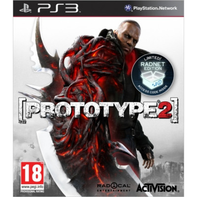 Prototype 2. Radnet Edition [PS3, русская версия]