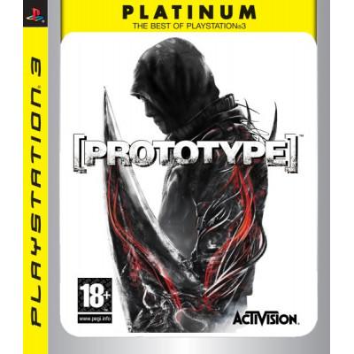 Prototype (Platinum) [PS3, английская версия]