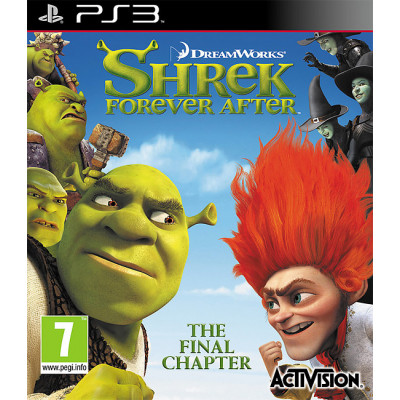 Shrek Forever After [PS3, английская версия]