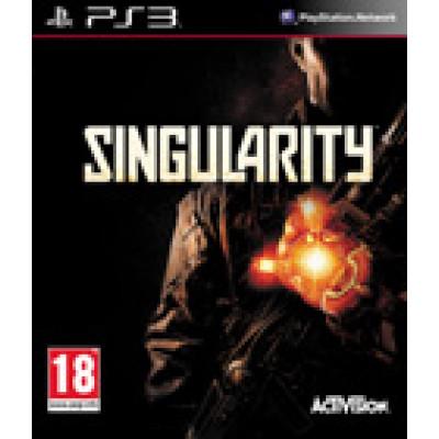 Singularity [PS3, английская версия]