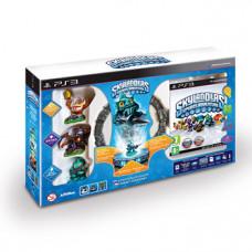 Стартовый набор Skylanders: Spyro's Adventure (игровой портал, игра, 3 фигурки - Spyro, Trigger Happy, Gill Grunt) [PS3, русская версия]