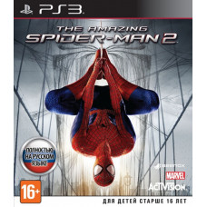 The Amazing Spider-Man 2 [PS3, русская версия]