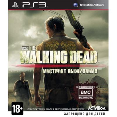 The Walking Dead: Инстинкт выживания [PS3, русские субтитры]