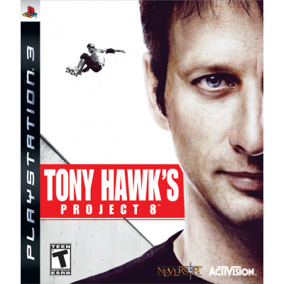 Tony Hawk's Project 8 [PS3, английская версия]