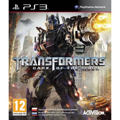 Transformers: Dark of the Moon [PS3, русская документация]