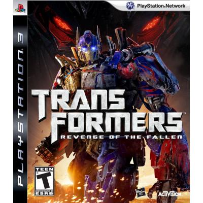 Transformers: Revenge of the Fallen [PS3, английская версия]