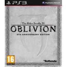The Elder Scrolls IV: Oblivion 5th Anniversary Edition [PS3, английская версия]