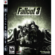 Fallout 3 [PS3, русская версия]