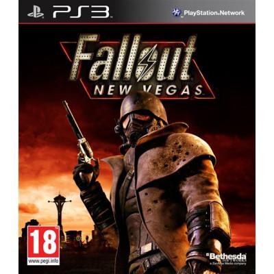 Fallout: New Vegas [PS3, английская версия]