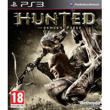 Hunted: The Demon's Forge [PS3, английская версия]