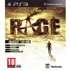 RAGE. Anarchy Edition [PS3, русская версия]